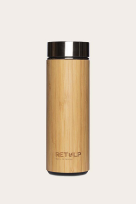 Picture of Retulp Bamboo thermosbeker - 400ml
